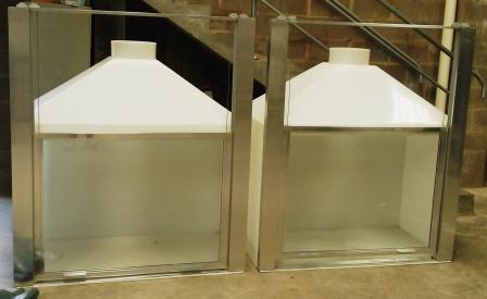 Capelas de laboratório
