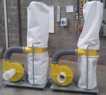 Manutenção sistema de exaustão