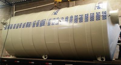 Tanques plasticos para produtos quimicos