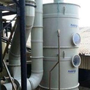 Fábrica de lavador de gases