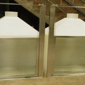 Manutenção de capelas de laboratório